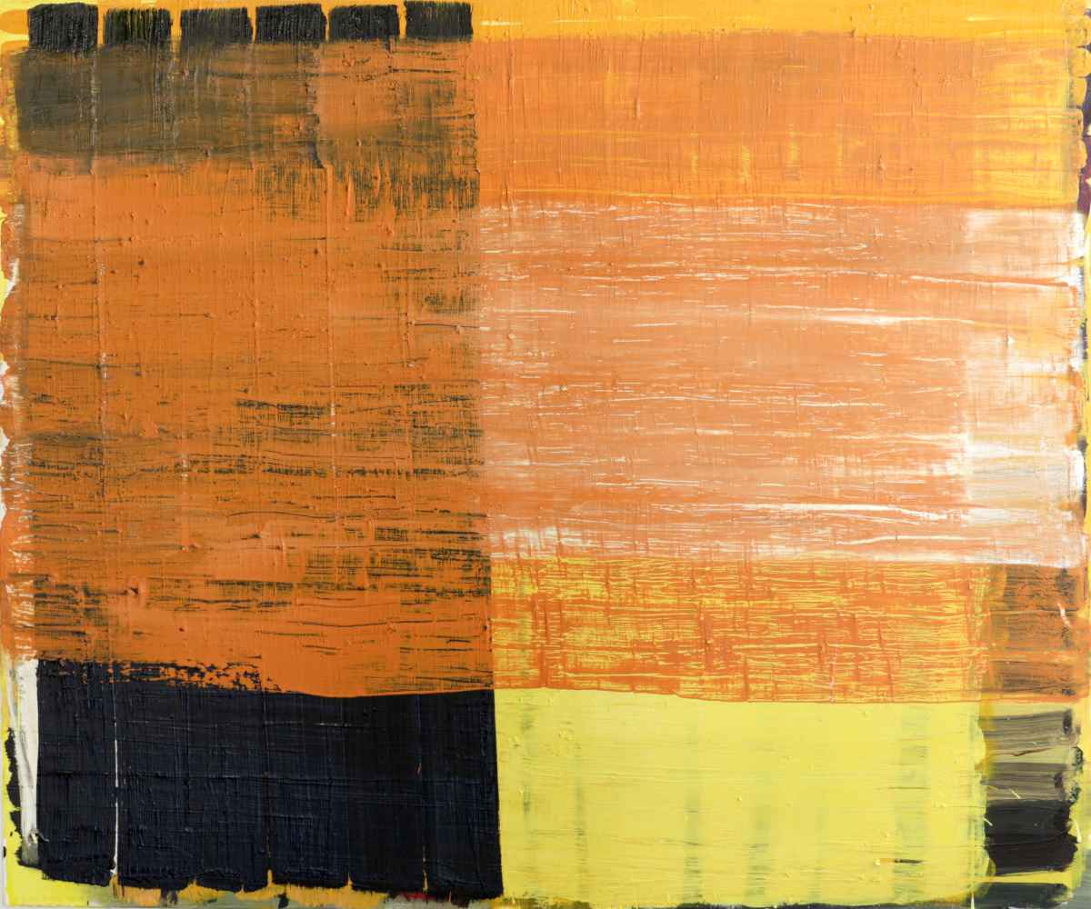 Gestische Abstraktion, Ölmalerei, detmolder maler axel plöger
